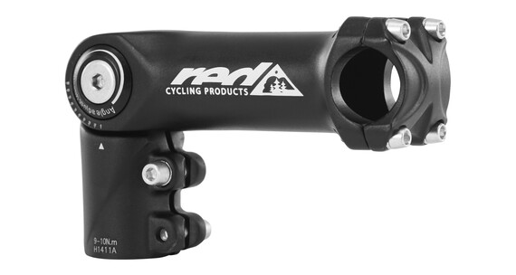 Red Cycling Products Ergo verstelbare stuurpen 110mm zwart
